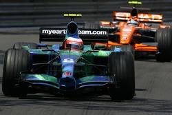 Rubens Barrichello, Honda Racing F1 Team, RA107, Christijan Albers, Spyker F1 Team, F8-VII