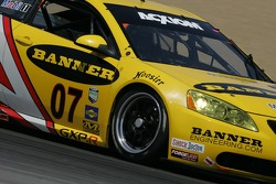 #07 Banner RacingPontiac GXPR: Paul Edwards, Kelly Collins