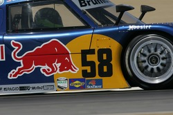 #58 Red Bull Brumos Porsche Porsche Riley: David Donohue, Darren Law
