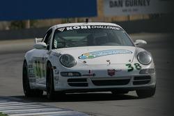 #38 BGB Motorsports Porsche 997: Steve Bernheim, Craig Stanton
