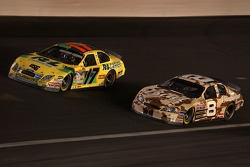 Matt Kenseth (17) and Dale Earnhardt Jr. (8)
