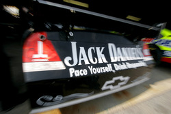 Jack Daniel's Chevy of Clint Bowyer