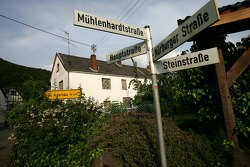 Road signs in Herschbroich
