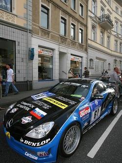Carlsson Racing Mercedes-Benz