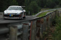 #53 Porsche Cayman CSR: Dirk Lehn, Christoph Eicker