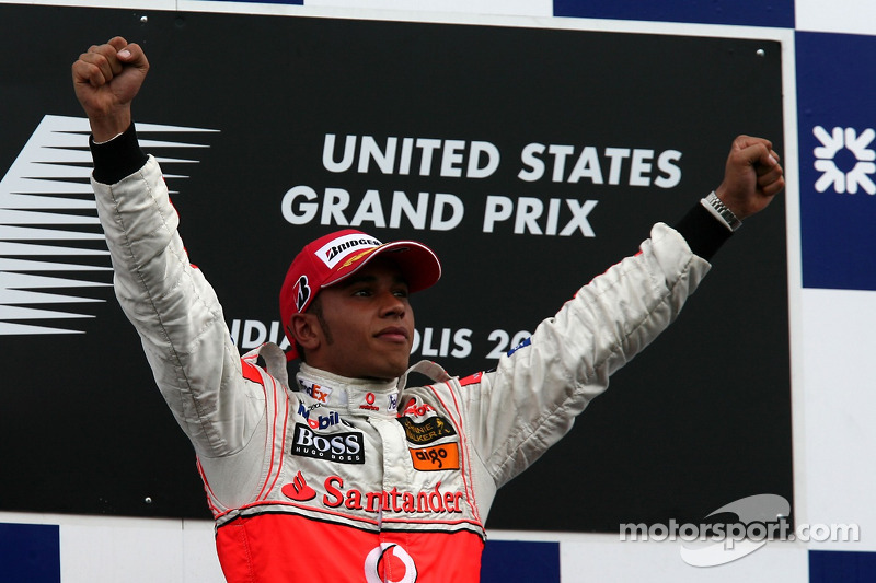 7- Gran Premio de Estados Unidos 2007 (1º), McLaren