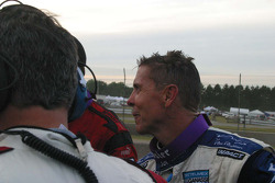 Scott Pruett after the race