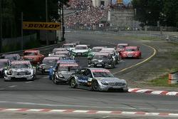 Start: Bruno Spengler, Mercedes