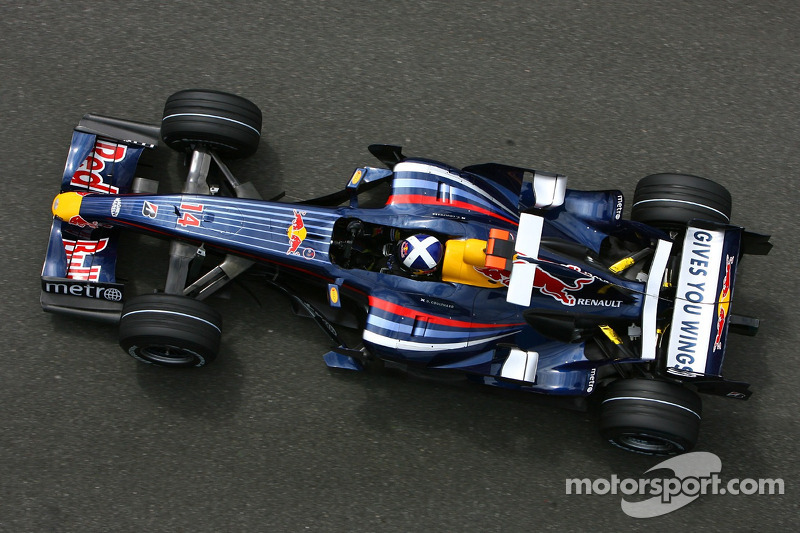 #14: Девід Култхард, Red Bull Racing, RB3