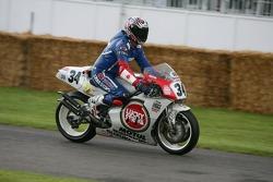 Sean Emmett, Suzuki RGV500 1993