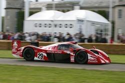 Franck Montagny, Toyota TS020 GT-One 1998
