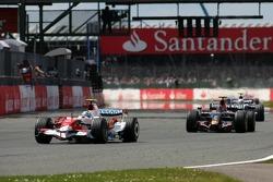 Jarno Trulli, Toyota Racing , Scott Speed, Scuderia Toro Rosso
