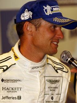 Post-race press conference: Rickard Rydell