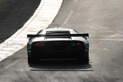 #53 JLOC ISAO Noritake Lamborghini Murcielago: Marco Apicella, Yogo Atsushi