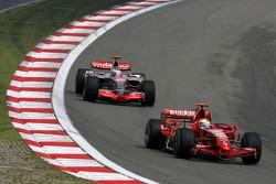 Felipe Massa, Scuderia Ferrari, Fernando Alonso, McLaren Mercedes