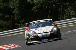 #12 Wochenspiegel Team Manthey Porsche 911 GT3: Georg Weiss, Peter-Paul Pietsch, Michael Jacobs, Dieter Schornstein