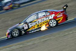 Sunday race  2 V8 Supercars