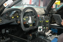 Cockpit of the Vitaphone Racing Team Maserati MC 12 GT1