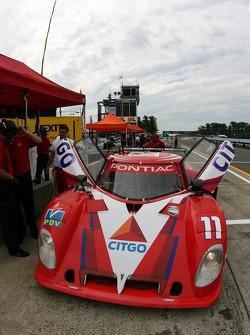 #11 SAMAX Pontiac Riley: Kris Szekeres, Tomas Enge