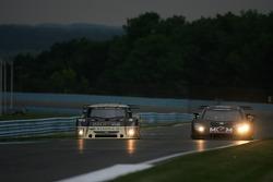 #61 AIM Autosport Lexus Riley: Brian Frisselle, Mark Wilkins, Burt Frisselle, #31 Matt Connolly Motorsports Pontiac Chase: Matt Connolly, Mike Halpin