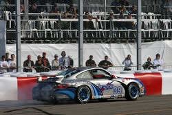 #39 TRG Porsche 997: Duncan Ende, Grant Maiman heads back to track