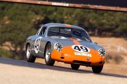 Ranson Webster, 1960 Porsche Abarth