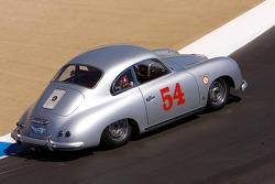 Clint deWitt, 1955 Porsche Continental