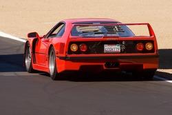 Ferrari F40 parade