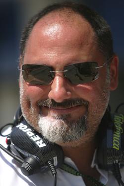 Alfonso De Orleans Borbon, Racing Engineering Team principal