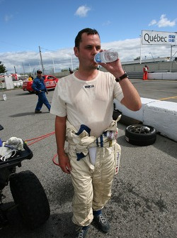 Benoit Theetge after his stint