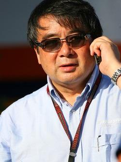 Hirohide Hamashima Bridgestone Technical Director