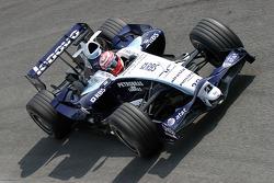 Kazuki Nakajima, WilliamsF1 Team, FW29
