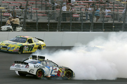 Trouble for Ryan Newman