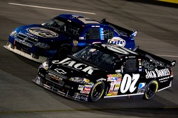Kurt Busch and Clint Bowyer