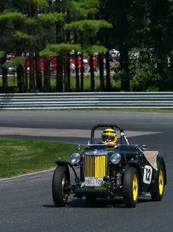 1948 MG TC: Syd Silverman