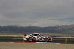 #64 TRG Porsche GT3 Cup: Jim Lowe, Jim Pace, John Potter