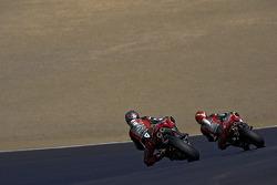 Samedi, essais libres Superbike