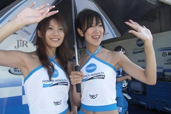Konica Minolta Honda girls