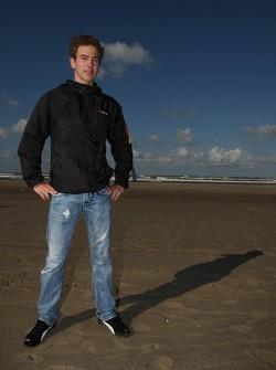 Blokarting: Christian Vietoris, driver of A1 Team Germany