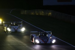 #10 Arena International Motorsport Zytek 07S Zytek: Tom Chilton, Darren Manning, #20 Dyson Racing Team Porsche RS Spyder: Chris Dyson, Guy Smith