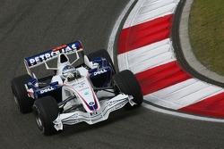 Ник Хайдфельд, BMW Sauber F1 Team, F1.07