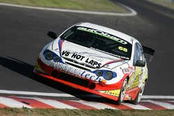 Jeudi, essais libres Fujitsu V8 Supercars