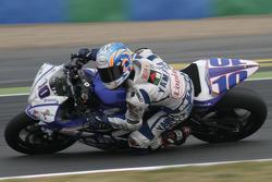 Артуро Тисон Ибанес, Yamaha YZF R6, Yamaha Spain