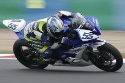 55-Massimo Roccoli-Yamaha YZF R6-Yamaha Lorenzini By Leoni