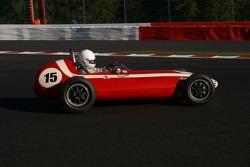 Samedi, course Formula Junior
