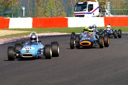Dimanche, course Formula Junior