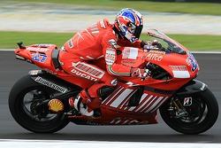 Casey Stoner, Ducati Marlboro Team, Ducati Desmosedici GP7