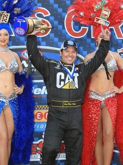 Winners circle: Rod Fuller