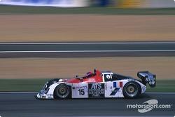 #15 La Filiere Courage C36: Olivier Grouillard, Franck Montagny, Henri Pescarolo