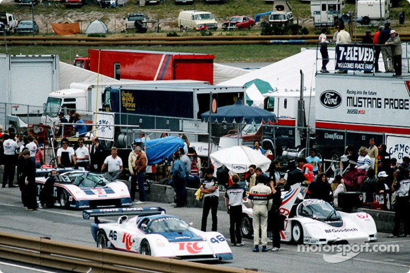 GTP Cars on the Grid